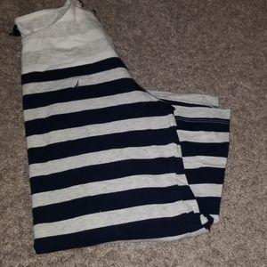 Nautica Striped Long Sleeve Shirt